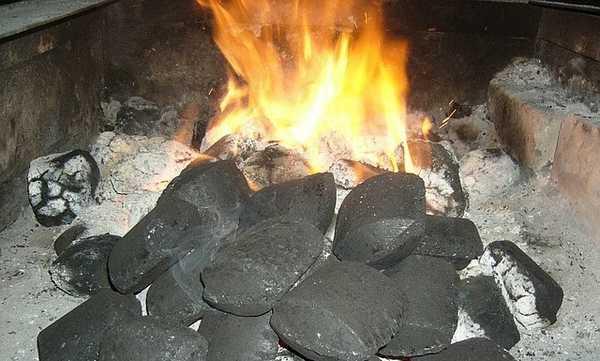 валковый пресс для брикетирования угля